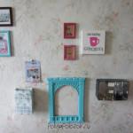 Как украсить скучную стену