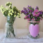Украшаем кухню: декор стола сухоцветами