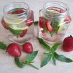 Fruit flavored water: прохладительные напитки с детокс-эффектом