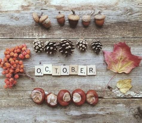 Октябрьское вдохновение