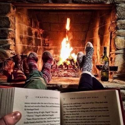 Читать зимой