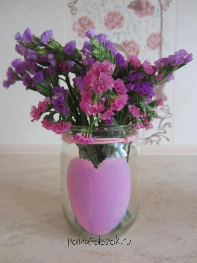 Розово-сиреневый букет