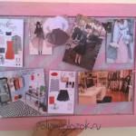 Fashion Inspiration Board: как сделать доску для модных заметок