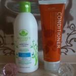 Покупки недели: натуральный кондиционер для волос Acure и шампунь с биотином Nature's Gate
