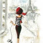 Марафон «В стиле Франции. Гардероб и красота»