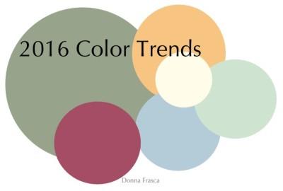 Модные цвета зимы 2015-2016