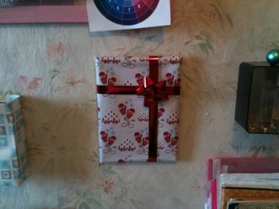 Новогодний подарок на стену
