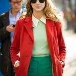 Сочетание цветов в одежде: основные правила создания эффектных образов